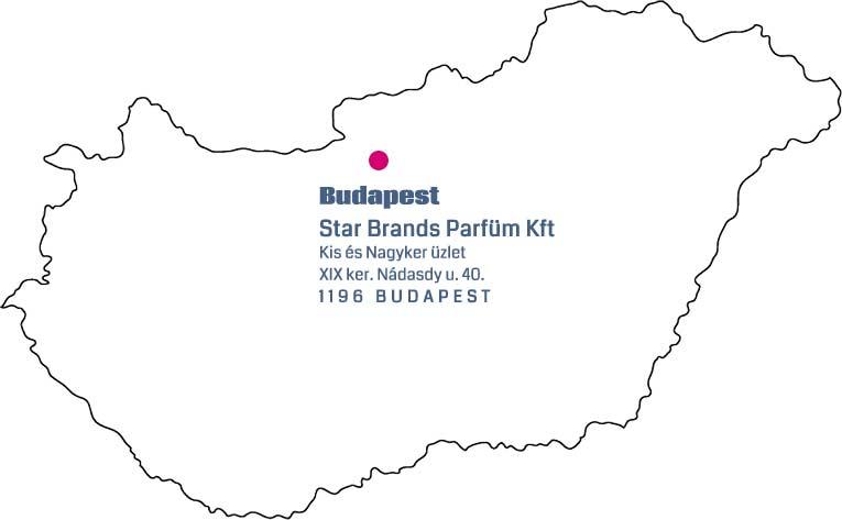 magyarország térkép